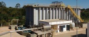 ETE Estação de Tratamento-de Esgoto Doméstico tipo UASB e BAS