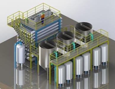 Assistência Técnica e Consultoria em Filtração e Estações de Tratamento e Reuso de Água e/ou Efluentes