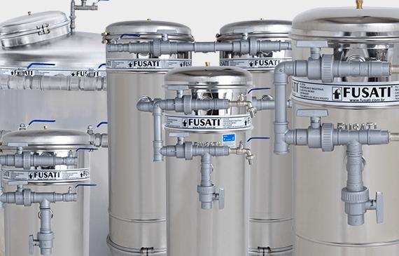 Filtro de Água • Tratamento de Efluente • FUSATI Filtro de Água e Tratamento de Efluente