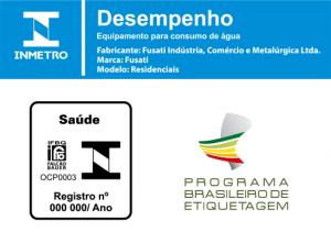 Filtros de Água com certificado INMETRO