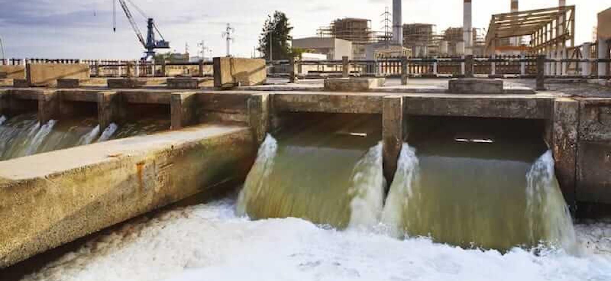 Sistema de Tratamento de Água e Efluentes para Empresas