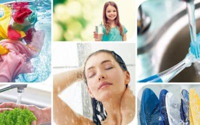 5 Benefícios de Ter Um Filtro de Água Central em Casa