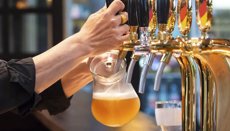 Filtro De Água Para Cerveja Artesanal e Microcervejaria