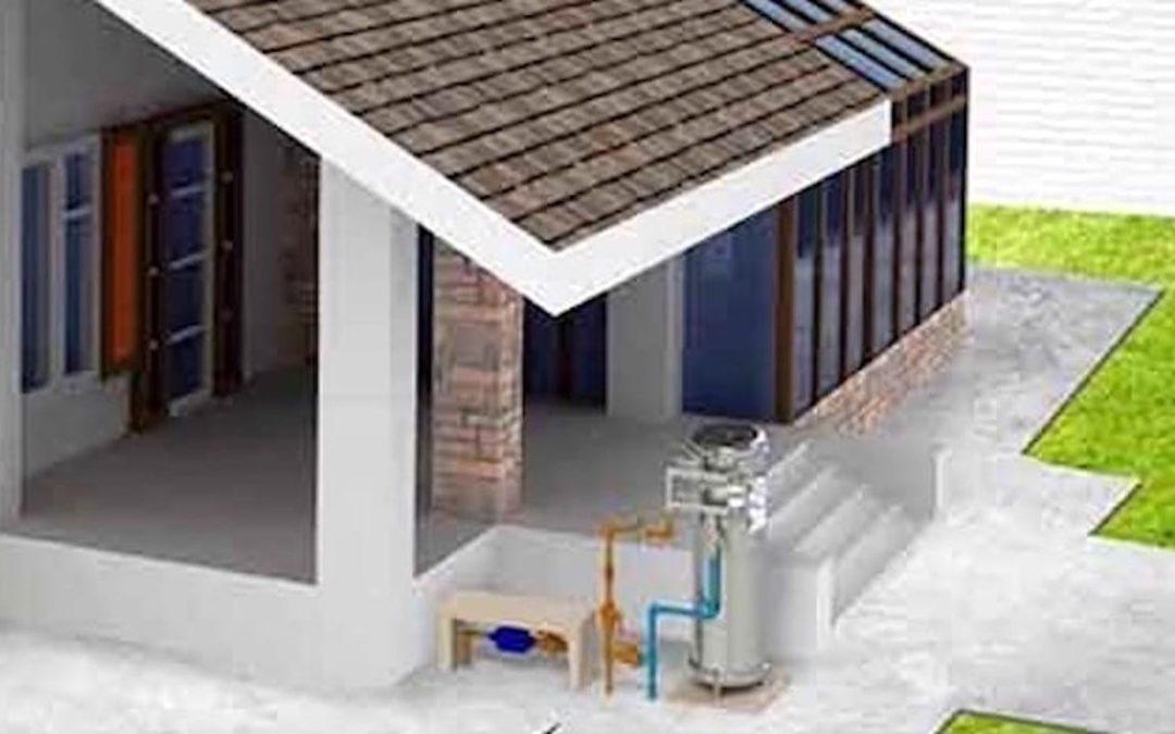 Filtro de Água. Água Pura para Toda a Casa