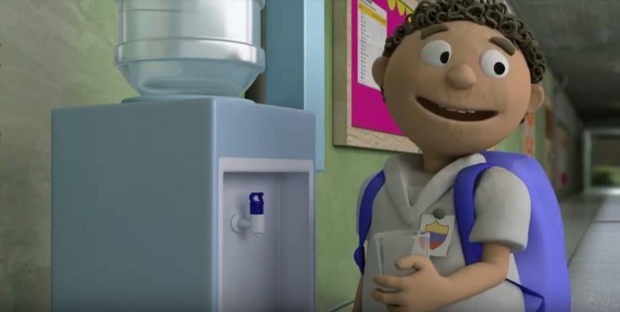 """Animação """"Missão H2O"""" Mostra Para Crianças e Adultos a Importância da Água"""