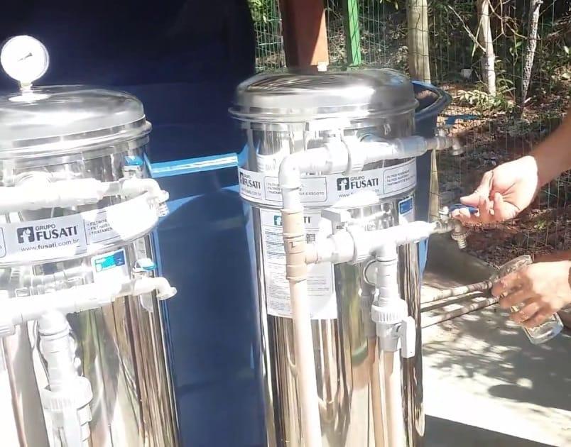 Zeólita para Tratamento da Água