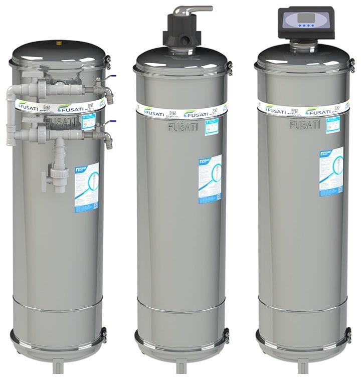 Filtro de Água de Central • Tratamento de Água • Casa, Residências, Condomínio, Prédio Residencial Comercial • FUSATI Filtro de Água